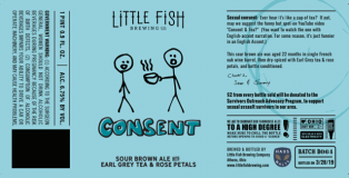 little fish consent