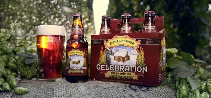 Christmas Classics | Sierra Nevada Brewing Celebration Fresh Hop IPA