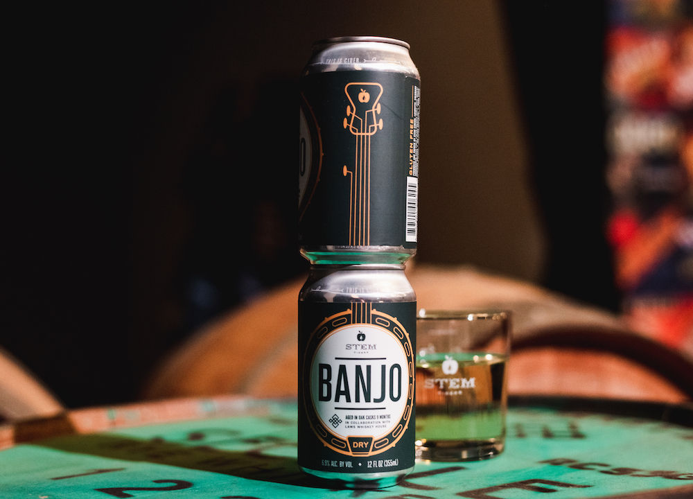 Stem Ciders Banjo