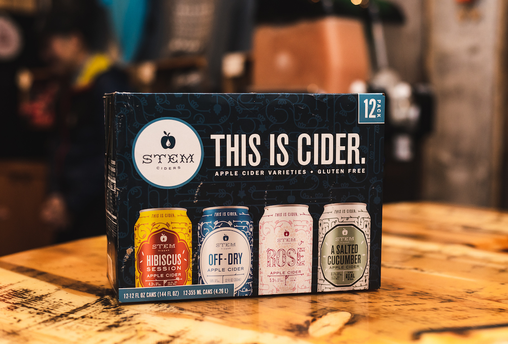 Stem Cider Mix Pack