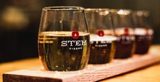 Stem Ciders Flight
