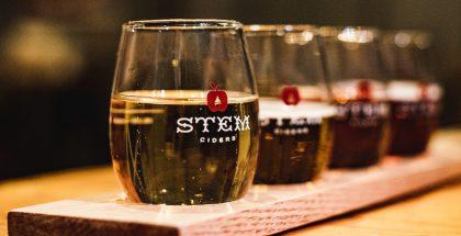Stem Ciders Flight