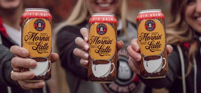 Toppling Goliath - Morning Latte
