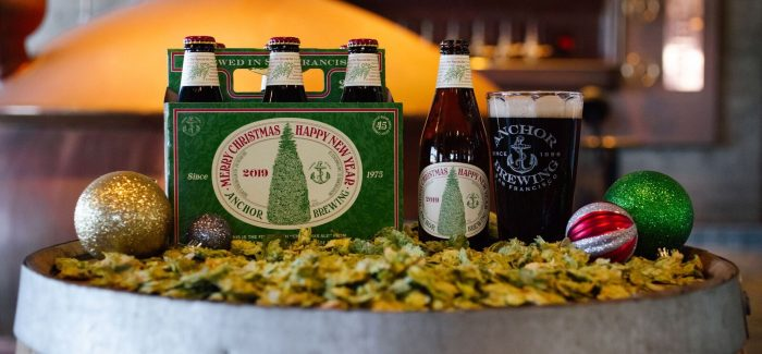 Anchor Brewing | Christmas Ale 2019