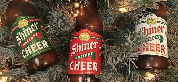 Christmas Classics | Spoetzl Brewery Shiner Holiday Cheer
