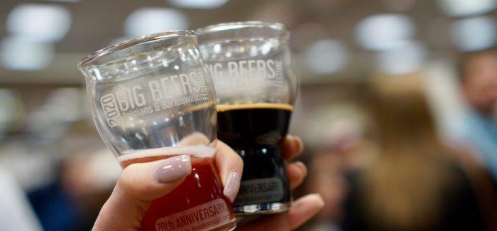 Big Beers 2020 Header