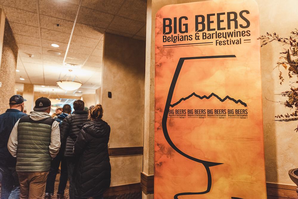 Big Beers 2020 Entrance