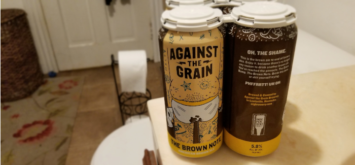 Against the Grain | Brown Note Brown Ale