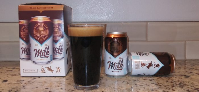 Copper Kettle Brewing Co. | Milk Stout