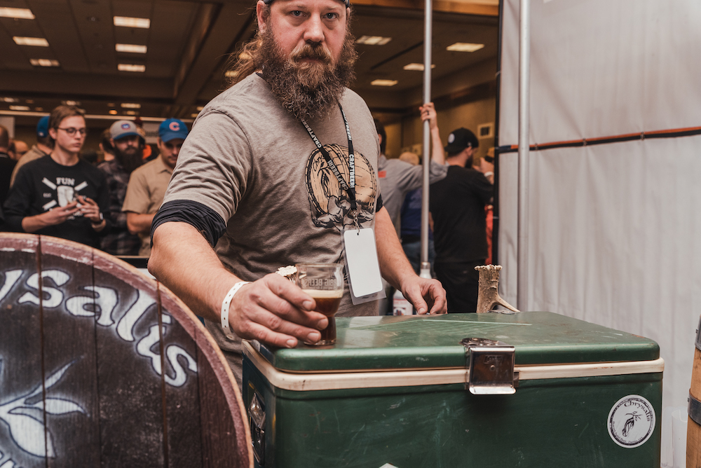 Chrysalis Brewing Big Beers