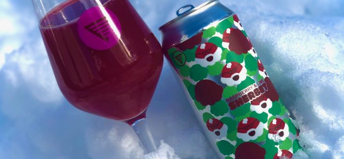 HOMES | Raspberry & Lime Sherbet