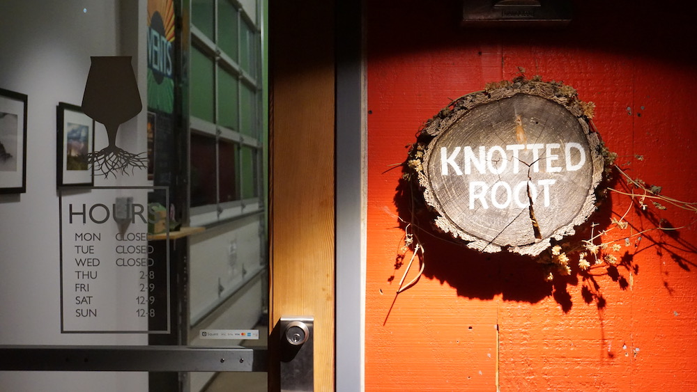 Knotted Root Brewing