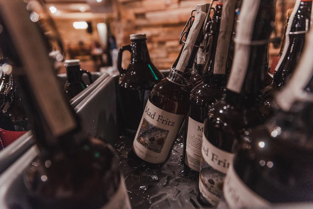 Mad Fritz Big Beers Belgians and Barleywines