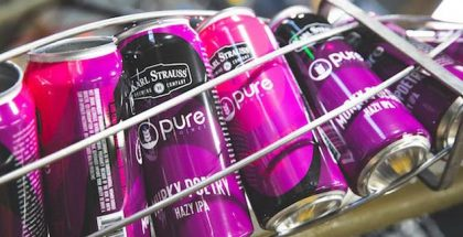 Karl Strauss & Pure Project Brewing Murky Poetry