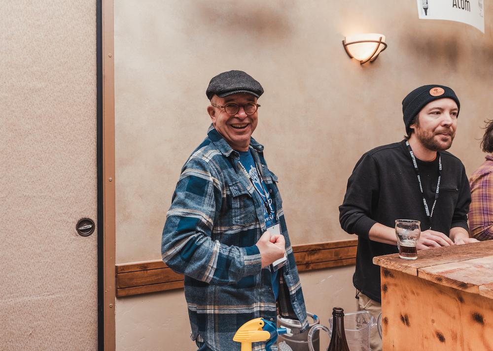 Peter Bouckaert Purpose Brewing Big Beers