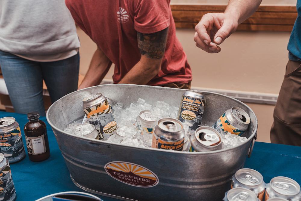 Telluride Brewing Galloping Juice Terpenes Big Beers