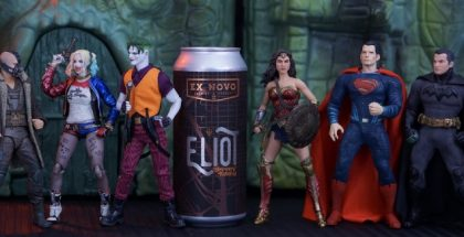dc comics craft beer