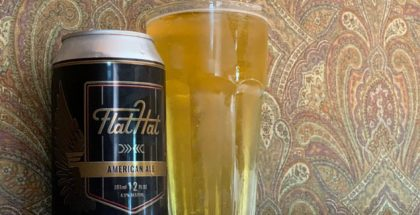 Flat Hat American Ale