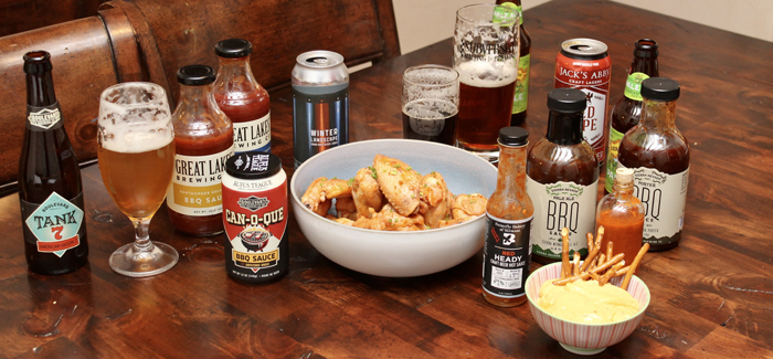 Stepping Up Your Beer & Wing Game