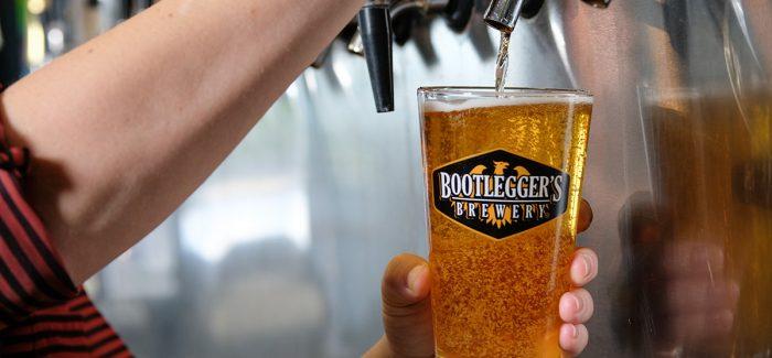 Bootleggers Brewery   Train To Nowhere