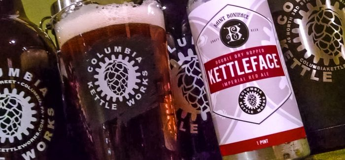 Columbia Kettle Works | Kettleface Imperial Red Ale