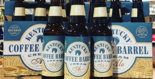 Kentucky Coffee Barrel Cream Ale