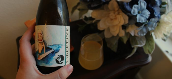 Libertine Brewing Company | Pacific Ocean Blue Gose