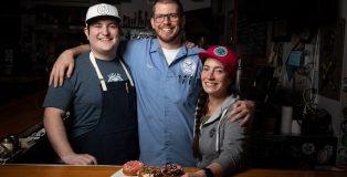 Berkeley Donuts Founders