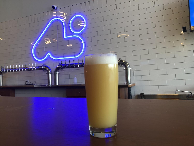 Aslin Beer Tap