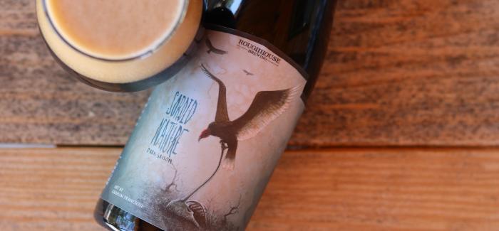 Roughhouse Brewing | Sordid Nature Dark Saison