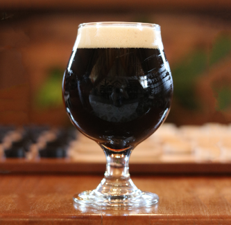 Sordid Nature Dark Saison from Roughhouse Brewing Company