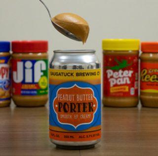 Saugatuck Brewing | Peanut Butter Porter