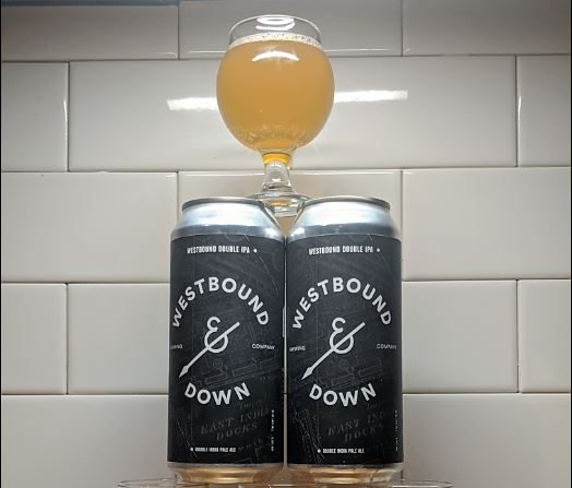 Westbound and Down Brewing Co. Double IPA