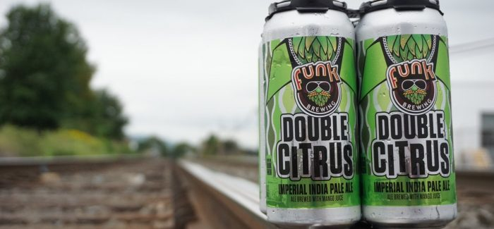 Funk Brewing Double Citrus