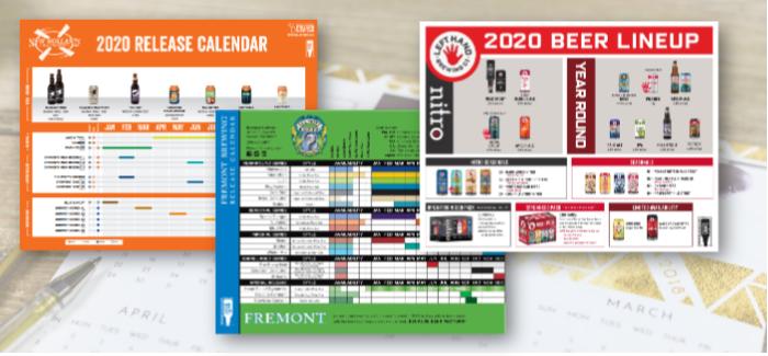 The Comprehensive 2020 Beer Release Calendar Roundup