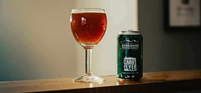 berkshire brewing cabin fever