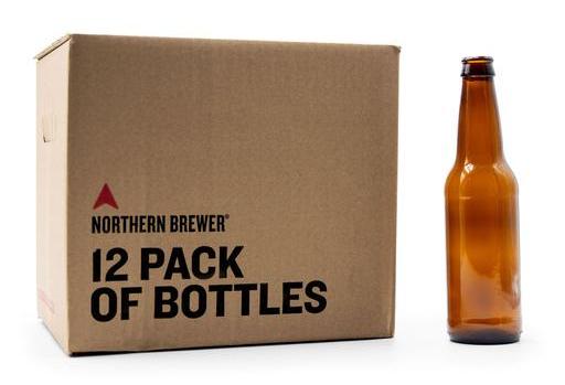 Homebrew bottles