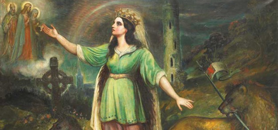 Bridge Mary of The Gaels -- Finding Inspiration in Irish Women