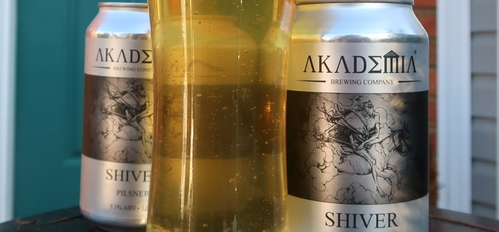 Akademia Brewing Shiver