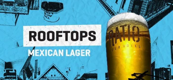 Ratio Beerworks | Rooftops Mexican Lager