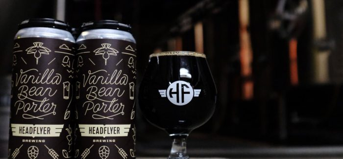 HeadFlyer Brewing | Vanilla Bean Porter