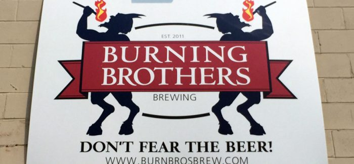 Burning Brothers feature image