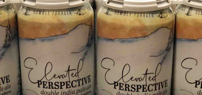 Humble Forager Brewery | Elevated Perspective