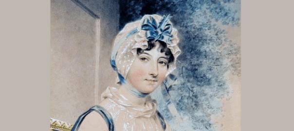 Maria Edgeworth --- Finding Inspiration in Irish Women
