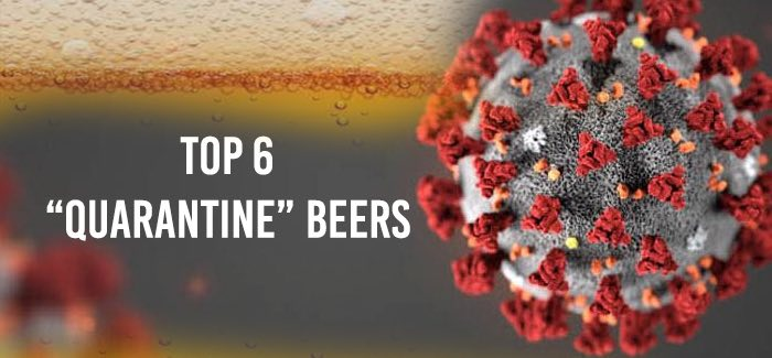 Ultimate 6er | The Perfect Quarantine Beers