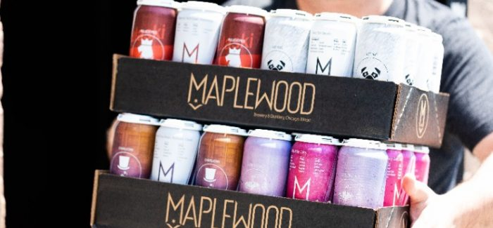 Maplewood Brewery & Distillery | Sidewalk Surfer Double IPA