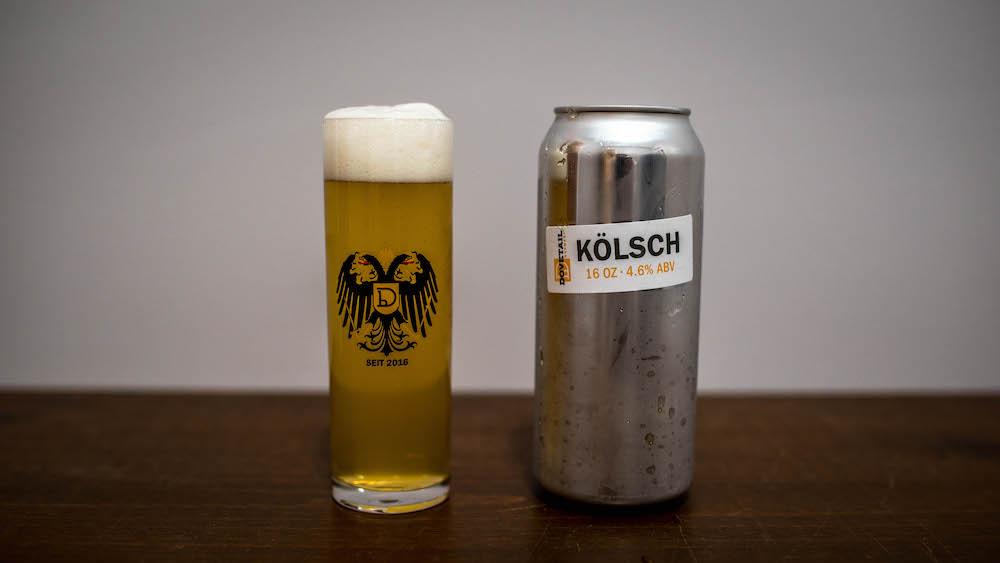 Dovetail Kolsch