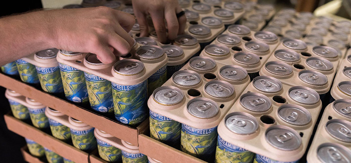 eco-friendly practices from Saltwater Brewery