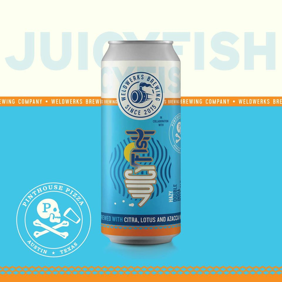 JuicyFish - CollabFest Beer