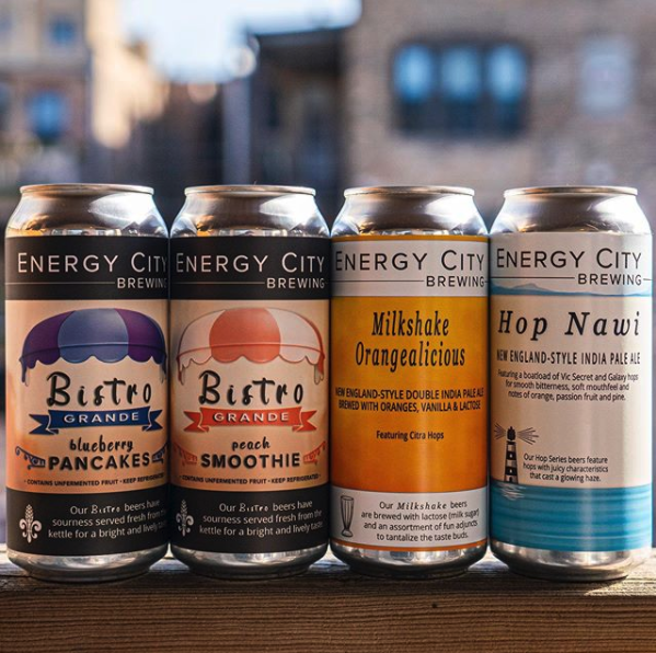 energy city brewing
